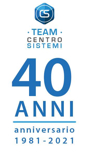 Centro Sistemi festeggia 40 anni
