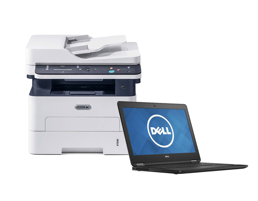 Noleggio pc stampanti multifunzioni