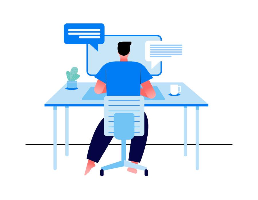 Postazioni per smart working