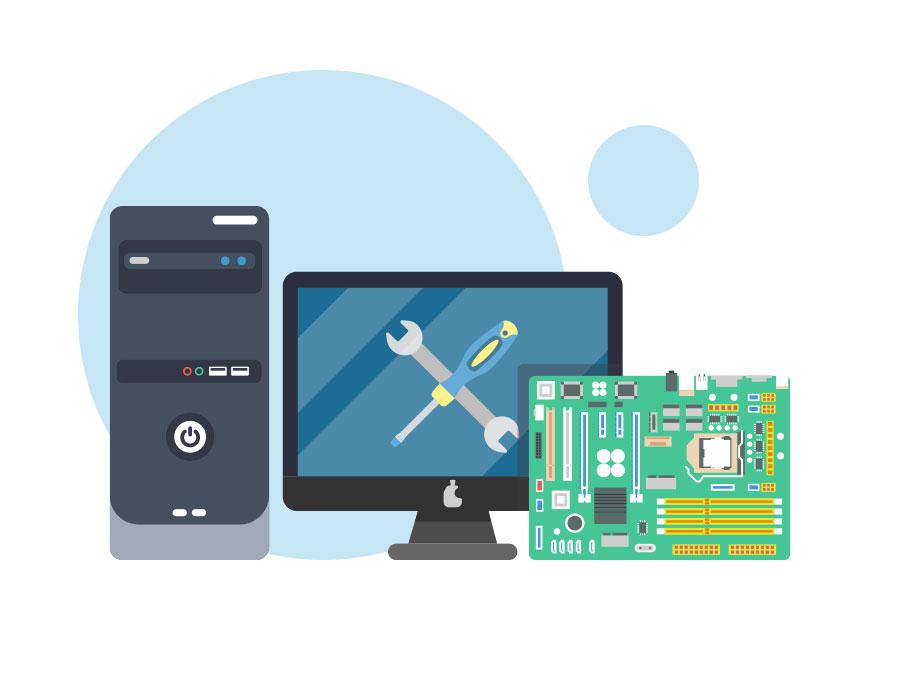 Vendita e assistenza hardware